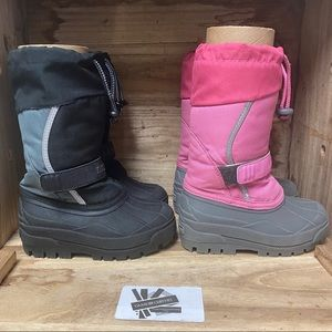 LL bean north woods boots 2 pairs bundle
